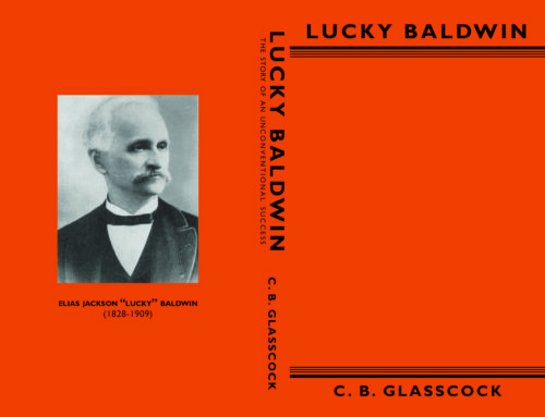 Lucky Baldwin Book