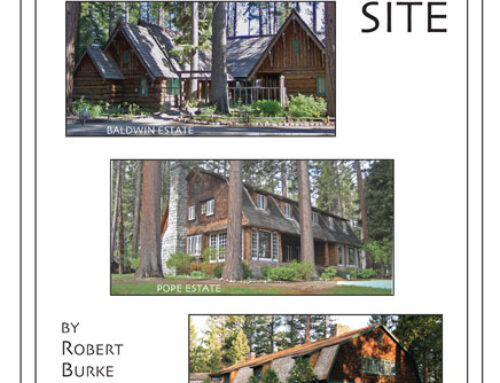 Tallac Historic Site Book